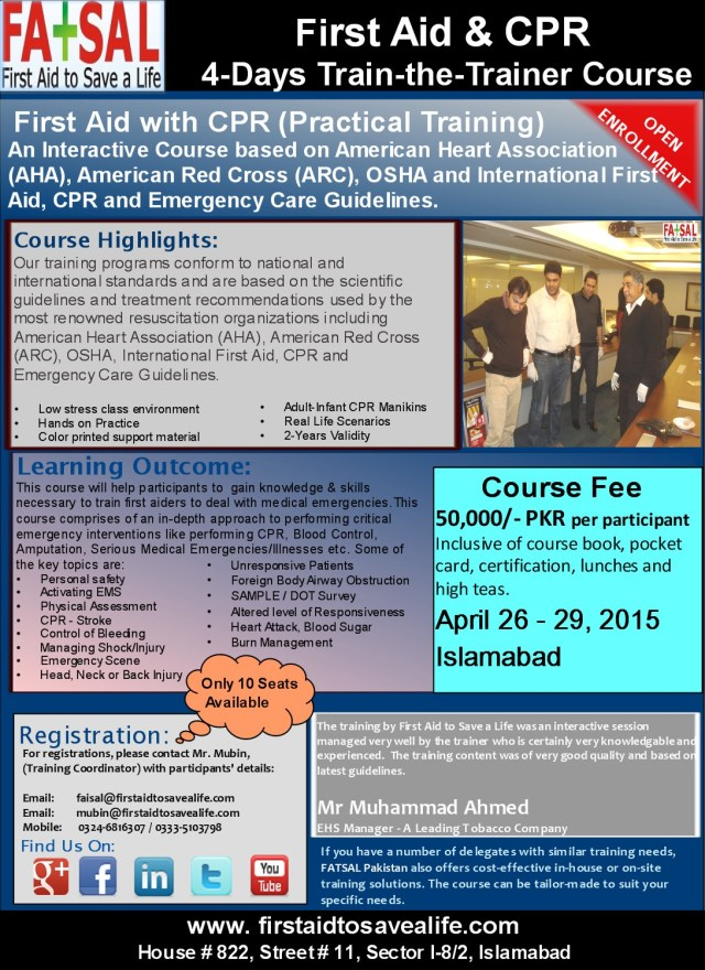 TTT FA-CPR April 2015-ISB